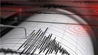 Elazığ'da 3.9 büyüklüğünde korkutan deprem!