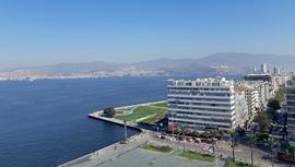 Koronavirüs nedeniyle İzmir'de konut stoku arttı