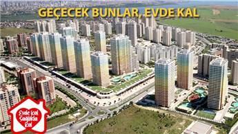 """Bizim Evler Site Yönetimlerinden """"Evde kal, sağlıkla kal"""" videosu"""