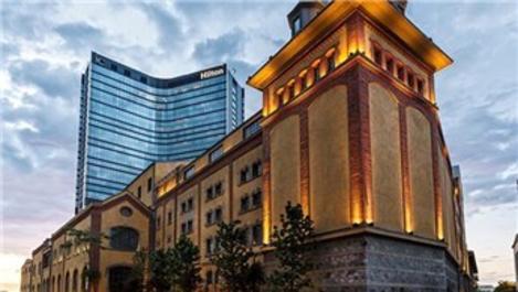 Hilton Bomonti sağlık çalışanlarına açıldı