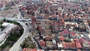 Elazığ'da bir mahallede daha yıkım başladı
