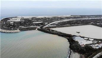 Rize-Artvin Havalimanı inşaatı hızla devam ediyor