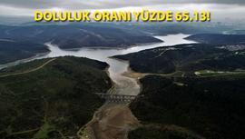 İstanbullular suyu idareli kullanıyor!