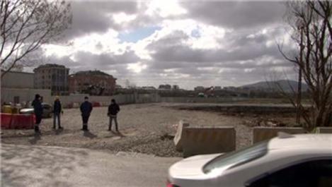 Sancaktepe'deki 1000 yataklı hastanenin inşaatı sürüyor