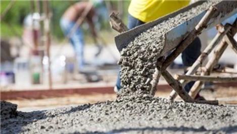 Çimento ihracatı ilk çeyrekte yüzde 54 arttı