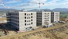 Yalova'ya deprem anında hareket eden dev hastane!