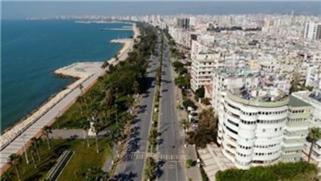Mersin'de konut satışları korona virüs sürecinde de arttı