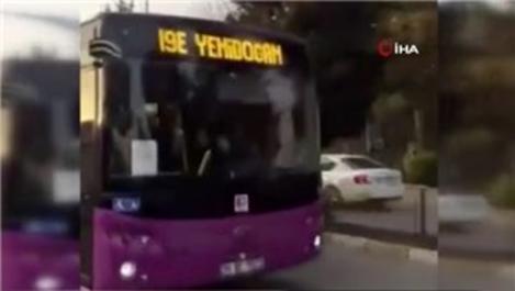 İBB seferleri azalttı, vatandaşlar yollarda kaldı