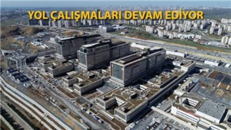 Başakşehir Şehir Hastanesi'nin açılışına son 3 gün!