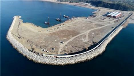 Filyos Liman Projesi korona virüse rağmen devam ediyor