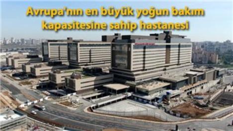 Rakamlarla Başakşehir Şehir Hastanesi!