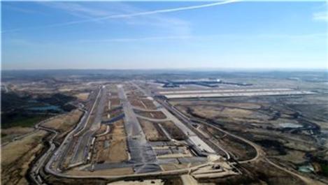 İstanbul Havalimanı, üçüncü pist için SHGM'ye başvuru yaptı