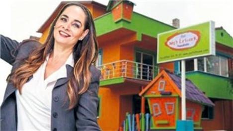 Neşe Erberk, Beşiktaş'taki okulu için imar barışından yararlandı