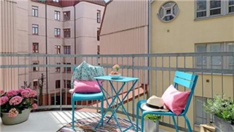 Koronavirüs sonrası balkonlu evler revaçta olacak