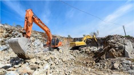Ankara'da Cinderesi Kentsel Dönüşüm Projesi başladı