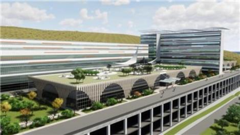 Samsun Şehir Hastanesi'nin zemin etüt çalışmaları başladı