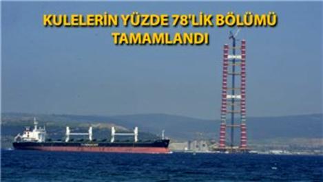 1915 Çanakkale Köprüsü, dünyanın en büyüğü olacak