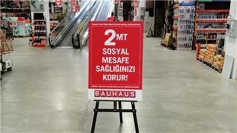 Bauhaus Türkiye, 4 Mayıs'ta tüm mağazalarını tekrar açıyor