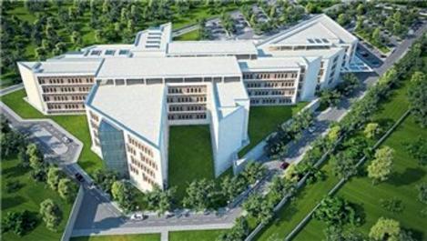Ceyhan Devlet Hastanesi inşaatının yüzde 99'u tamamlandı