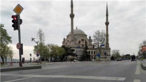 3 gün sürecek kısıtlama ile sokaklar boş kaldı