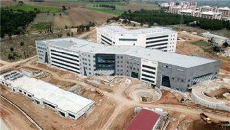 Bilecik Devlet Hastanesi'nin inşaatının yüzde 95'i tamamlandı