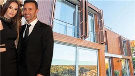 Mustafa Sandal, 4 katlı villasını 29 milyon TL'ye satıyor