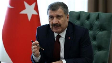 """""""Türkiye, Koronavirüse karşı mücadelede ilk dönemi tamamlamıştır"""""""