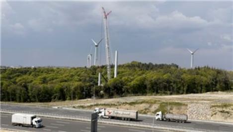 İstanbul Havalimanı yakınındaki RES'ler taşınıyor