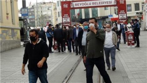 Taksim Meydanı ve İstiklal Caddesi için 3 metre kuralı getirildi!