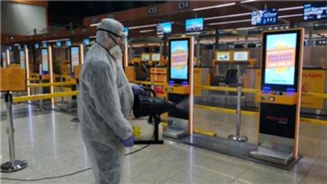 Sabiha Gökçen Havalimanı tekrar açılışa hazırlanıyor