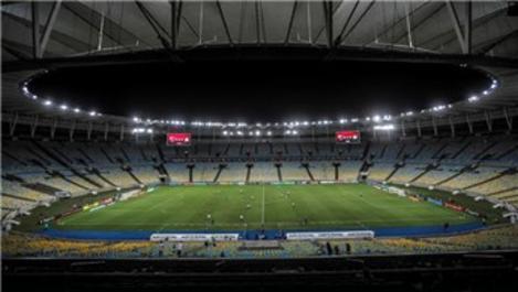 Brezilya'da Maracana Stadyumu hastaneye dönüştürülüyor