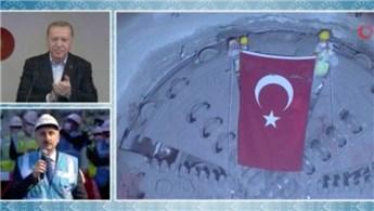 İstanbul Havalimanı metrosunda ışık göründü