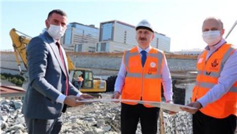 Başakşehir Şehir Hastanesi'nin yolu 20 Mayıs'ta açılacak