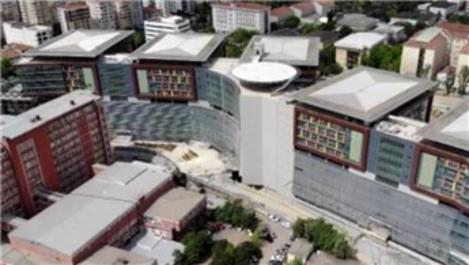 Göztepe Şehir Hastanesi'nin 1. etabı tamamlandı