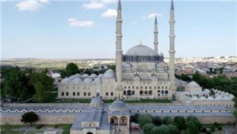 Selimiye Camisi ibadet ve ziyarete kapatılmadan onarılacak