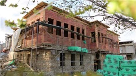 Elazığ'da 125 yıllık konak restore ediliyor