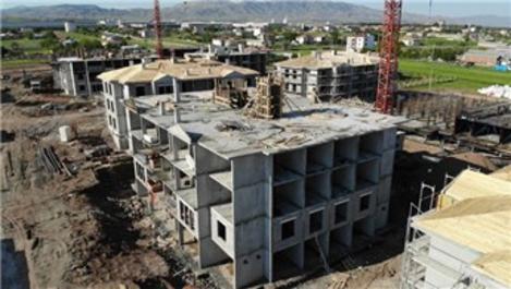Elazığ'da bugüne kadar yaklaşık 8 bin konutun ihalesi yapıldı