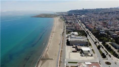 Samsun'da koronavirüs sonrası konut satışları yüzde 57 düştü