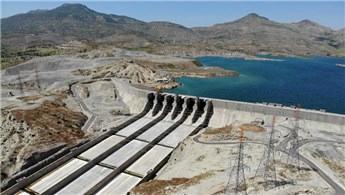 Ilısu Barajı'nda elektrik üretimi başladı
