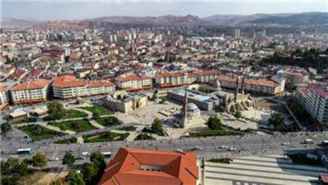 Sivas'ta 3 ayda 186 daireye yapı ruhsatı verildi