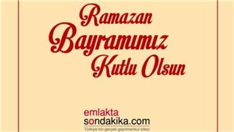 Mübarek Ramazan Bayramınızı tebrik ederiz!