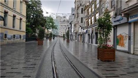 İstiklal Caddesi, pandemi sonrası yeşillenecek!
