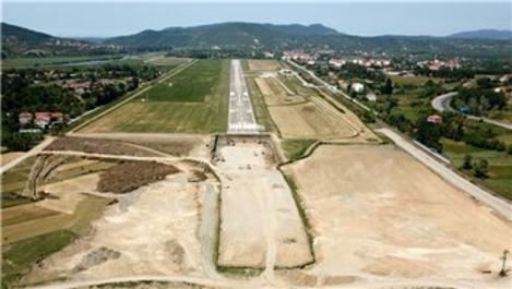 Zonguldak Havalimanı Batı Karadeniz'e üs olacak