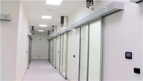 Prof.Dr. Murat Dilmener Acil Durum Hastanesi'nin içi görüntülendi