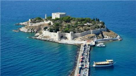 Güvercinada, UNESCO dünya mirası geçici listesine girdi