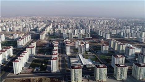 Diyarbakır'da imar alanları doldu, ev fiyatları yükseldi