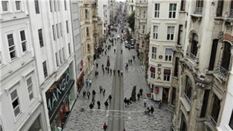 İstiklal Caddesi'nde normalleşme süreci başladı