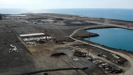 Rize-Artvin Havalimanı inşaatında üst yapılar şekilleniyor