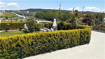 Hobi bahçeleri kaçak yapının önünü açıyor