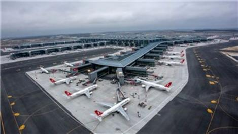 İstanbul Havalimanı'nın 3. pisti salgın sürecinde tamamlandı